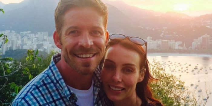 Sean Maguire and Tanya Flynn