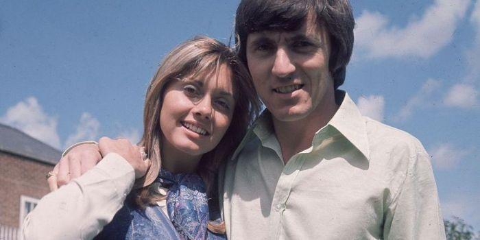 Bruce Welch: Olivia Newton-John And Bruce Welch