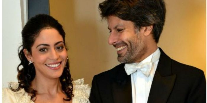 Carol Castro and Felipe Prazeres