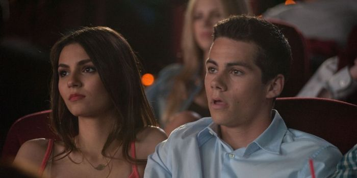 Victoria Justice and Dylan O'Brien