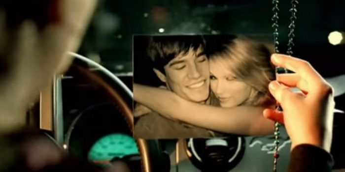 Taylor Swift and Justin Sandy