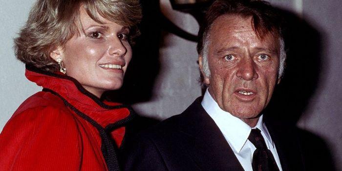 Richard Burton and Susan Hunt