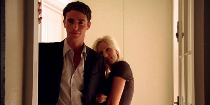 Scarlett Johansson and Matthew Goode