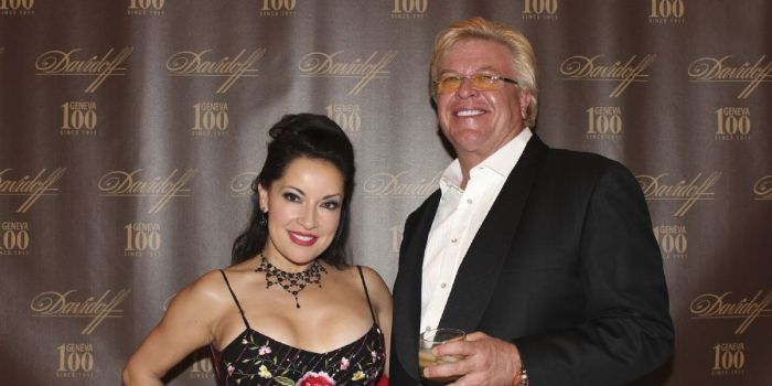 Ron White and Margo Rey