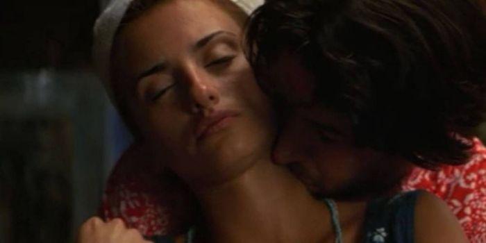 Penelope Cruz and Murilo Benicio