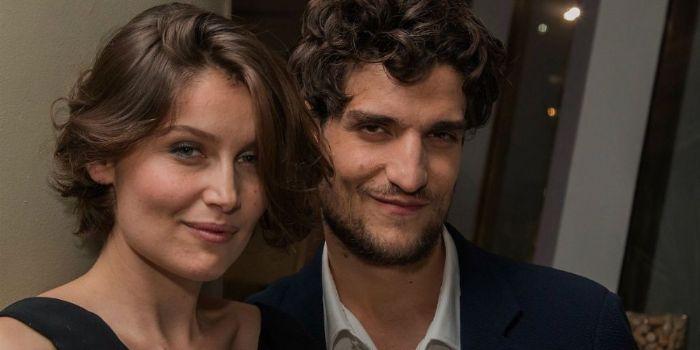 Laetitia Casta and Louis Garrel