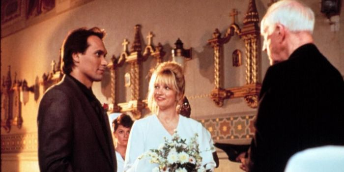 Ellen Barkin and Jimmy Smits