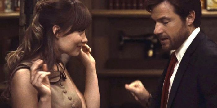 Olivia Wilde and Jason Bateman