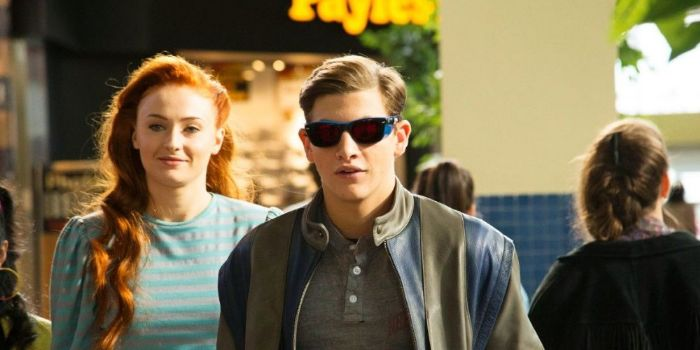 Sophie Turner and Tye Sheridan
