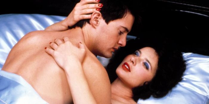 Isabella Rossellini and Kyle Mclachlan