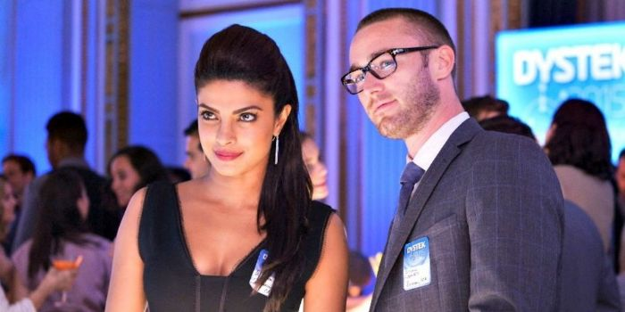 Priyanka Chopra and Jake McLaughlin