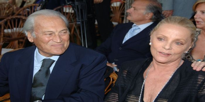 Virna Lisi and Franco Pesci