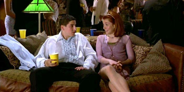 Jason biggs and alyson hannigan dating