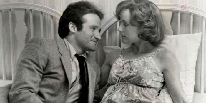 Robin Williams and Elayne Boosler