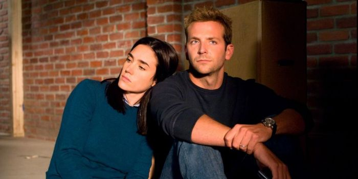 Jennifer Connelly and Bradley Cooper
