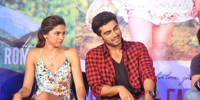 Deepika Padukone and Arjun Kapoor - Dating, Gossip, News ...