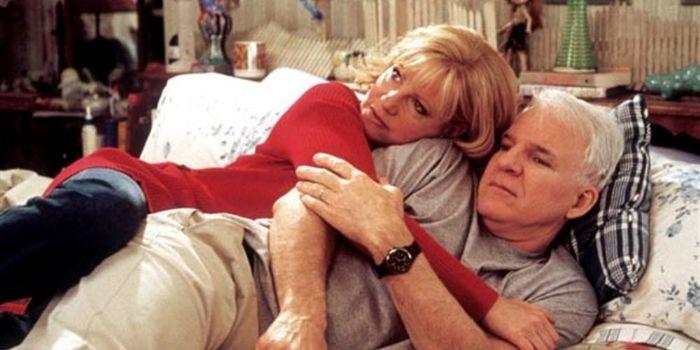 Bonnie Hunt and Steve Martin