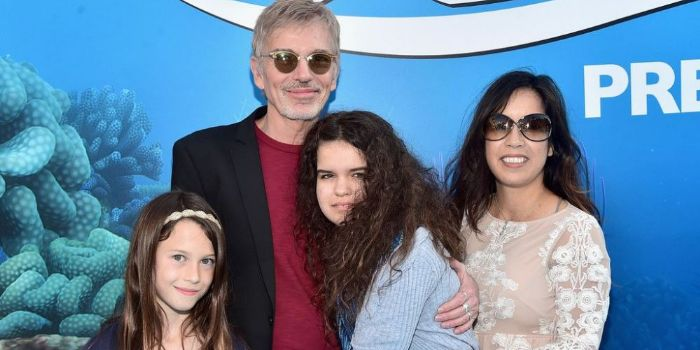 Billy Bob Thornton and Connie Angland