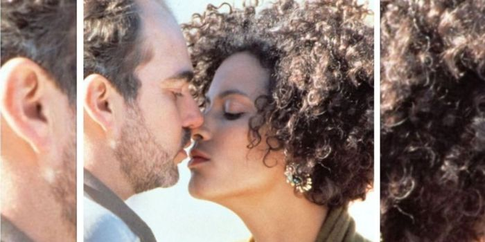 Billy Bob Thornton and Cynda Williams