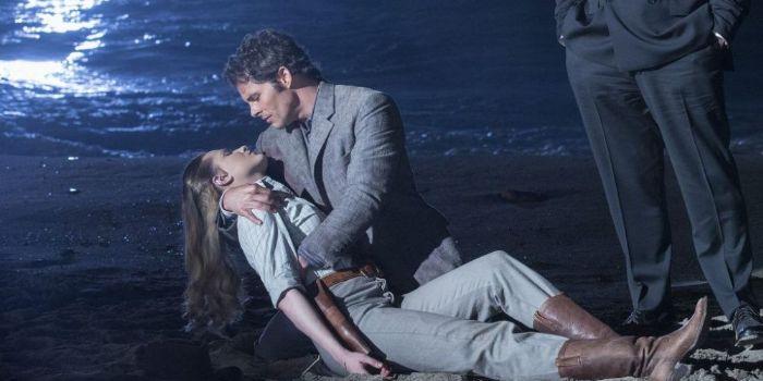 Evan Rachel Wood and James Marsden