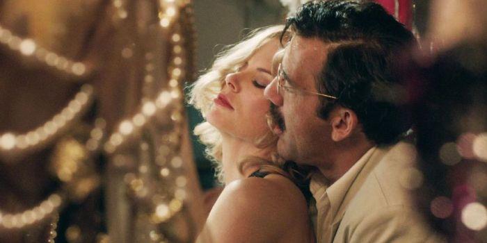 Clive Owen and Nicole Kidman