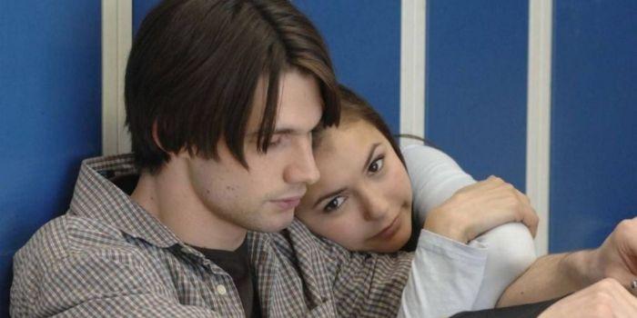 Nina Dobrev and Dillon Casey