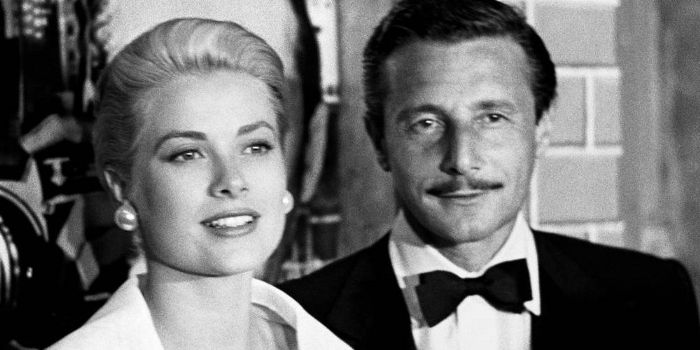 Image result for grace kelly and oleg cassini