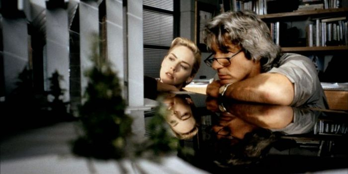 Sharon Stone and Richard Gere