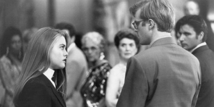Cary Elwes and Alicia Silverstone