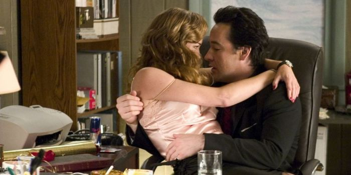 John Cusack and Connie Nielsen