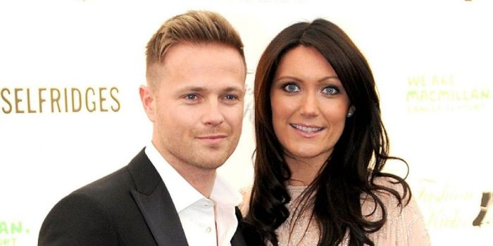 Nicky Byrne and Georgina Ahern
