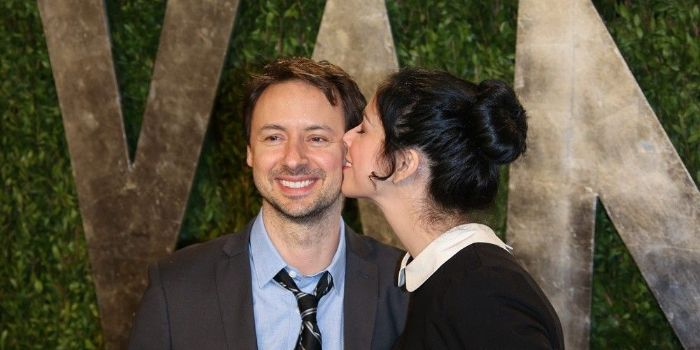 Kyle Dunnigan and Sarah Silverman