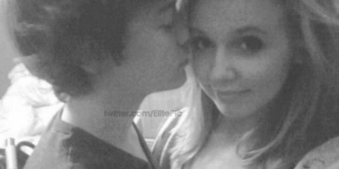 Harry Styles and Felicity Skinner