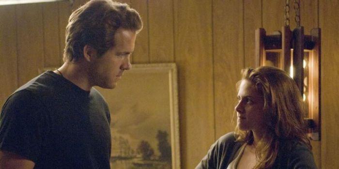 Ryan Reynolds and Kristen Stewart