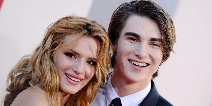 Bella Thorne and Zak Henri