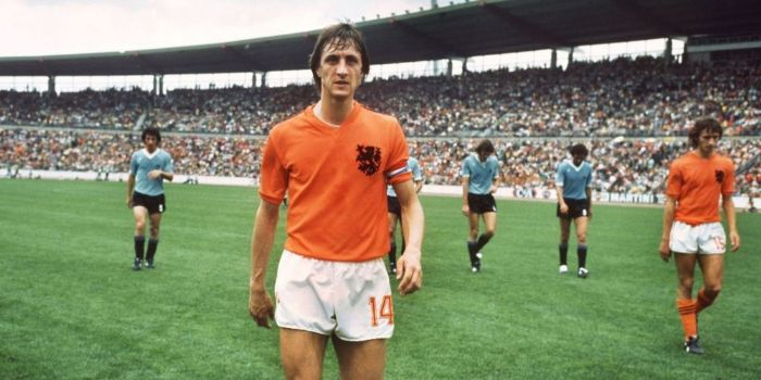 johan cruyff and danny coster relationship