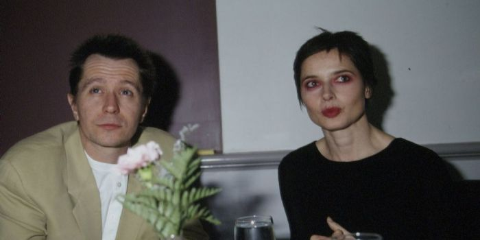 Gary Oldman and Isabella Rossellini