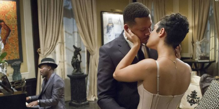 Terrence Howard and Grace Gealey