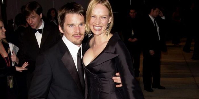 Ethan hawke who is he dating
