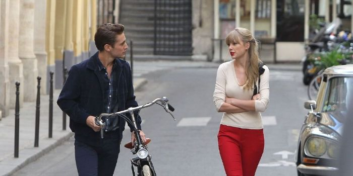 Taylor Swift and Vladimir Perrin