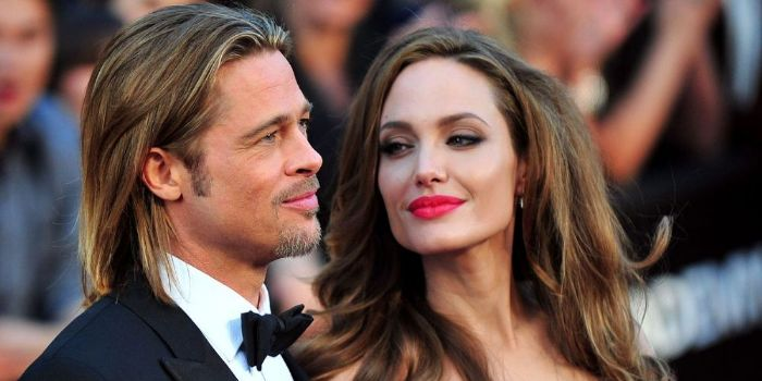 Brad pitt dating timeline relationship