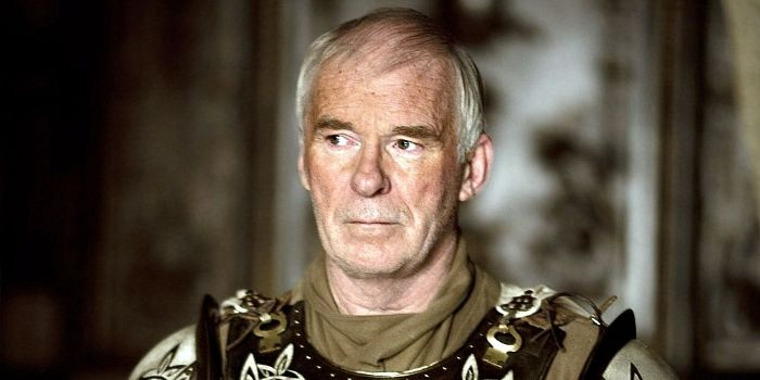 Ian McElhinney actor