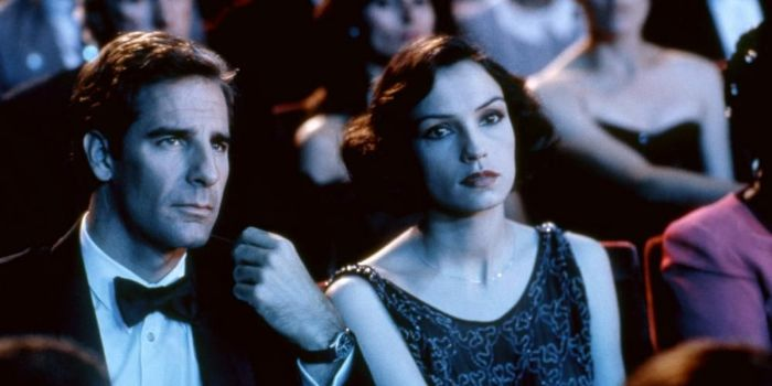 Famke Janssen and Scott Bakula