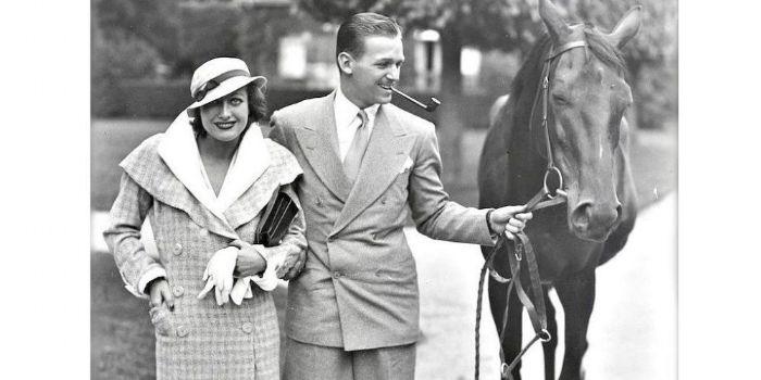 Douglas fairbanks jr dating