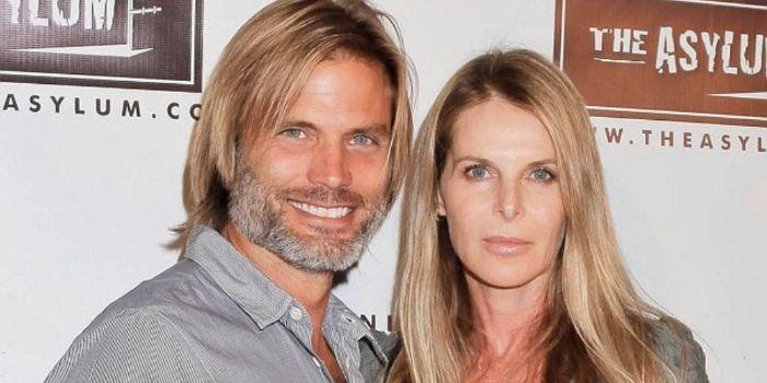 Hollywood Royalty: Meghan Markle and 9 Celebs Who Married ... |Casper Van Dien Catherine Oxenberg