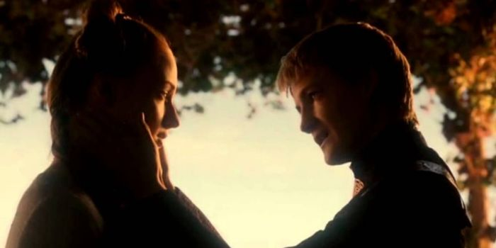 Sophie Turner and Jack Gleeson