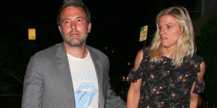 Ben Affleck and Lindsay Shookus