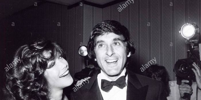Barbi Benton and George Gradow