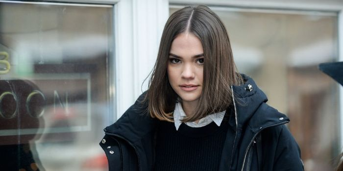 Maia Mitchell fosters
