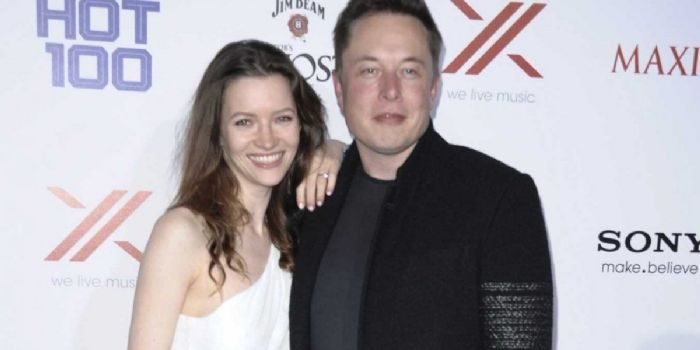 Elon Musk and Justine Musk